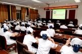 我院举办2018年老年护理专科小组继续教育培训班