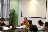 自治区江滨医院开展2017年党风廉政建设例行谈话活动