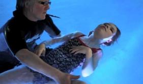 脑瘫儿童的水中康复