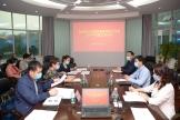 自治区卫生健康委党建工作考评组到广西江滨医院检查指导