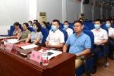 广西江滨医院召开纪念建党99周年暨2020年党的工作党风廉政建设和反腐败工作会议
