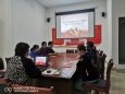 学习《新时代中国共产党的历史使命》 ——广西江滨医院第十六党支部开展主题党日活动