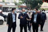 自治区卫生健康委主任廖品琥到广西江滨医院调研