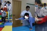 党旗引领,展青年风采 ——广西江滨医院儿科、儿童康复科开展青年文明号建设活动