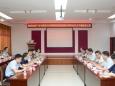 广西中医药大学到我院进行医学类、护理类实习生毕业实习中期检查